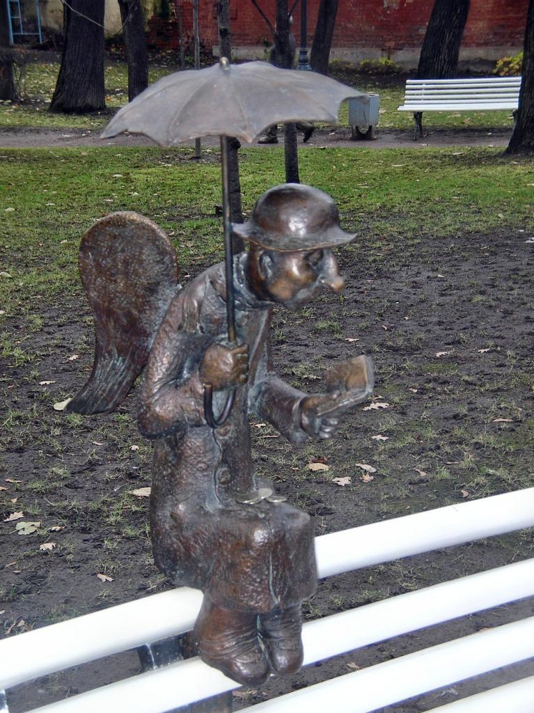 Маленький шедевр в Измайловском саду. Фото: citywalls.ru