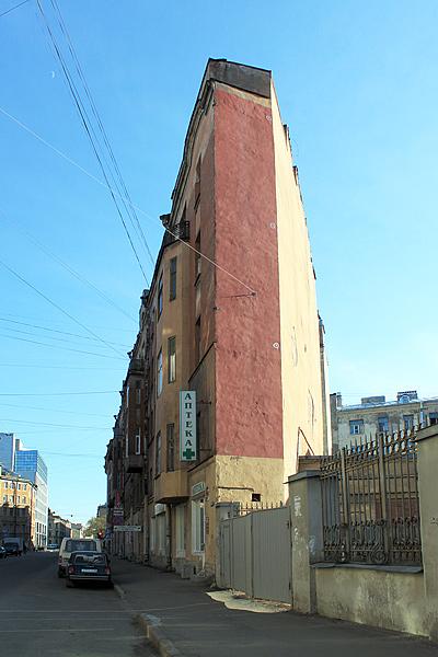 Дом Кварта. Фото: citywalls.ru