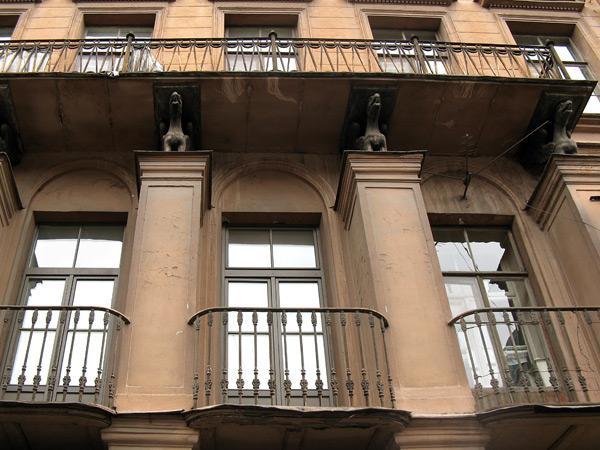Доходный дом А. Х. Пеля. Фото:  Mary, 2008 citywalls.ru