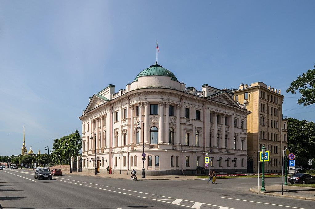 Дворец великого князя Николая Николаевича. Фото: Florstein (WikiPhotoSpace)