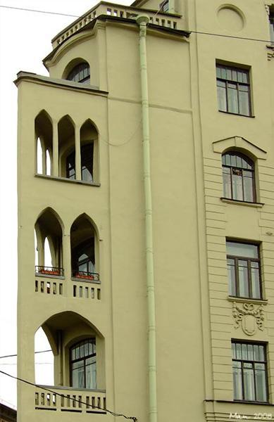 Дом Эрлиха, 2008 г. Фото: citywalls.ru