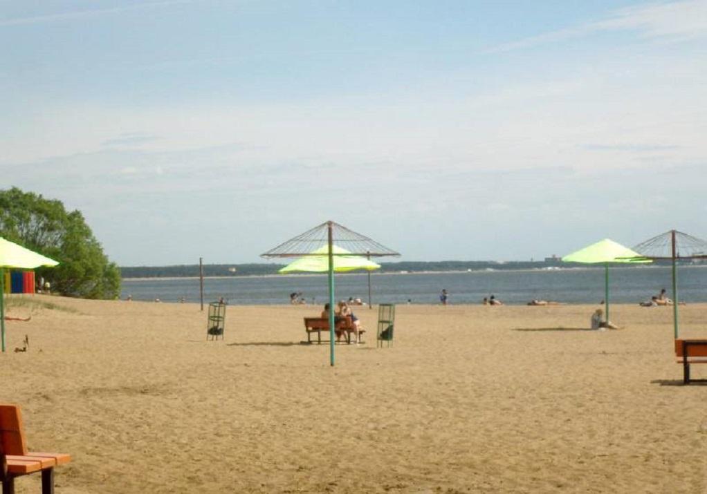 """Пляж """"Чудный"""". Фото: Михаил Друг my-travels.club"""
