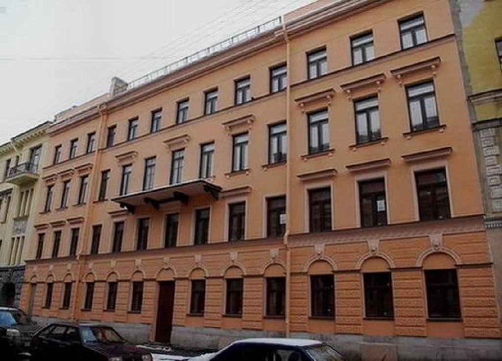 Столярный пер., 12. Фото: citywalls.ru