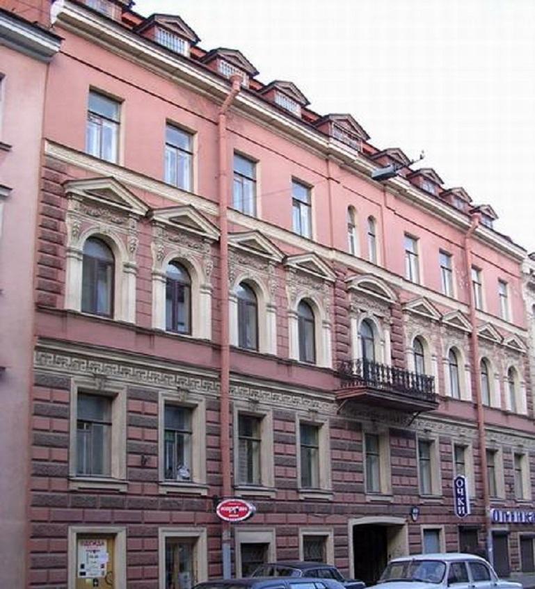 Столярный пер., 9. Фото: citywalls.ru