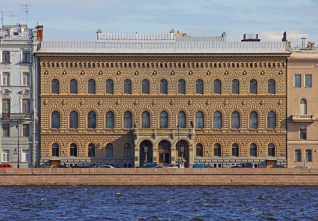 Дворец вел. кн. Владимира Александровича. Фото: A.Savin (Wikimedia Commons · WikiPhotoSpace)