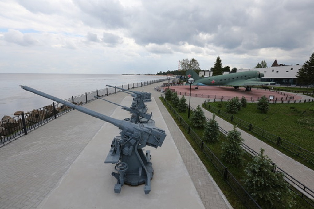 "Музей ""Дорога Жизни"". Фото: navalmuseum.ru"