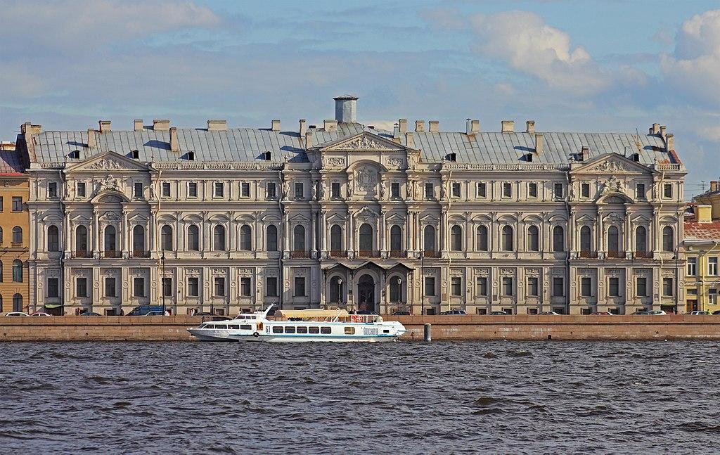 Ново-Михайловский дворец. Фото: A.Savin (Wikimedia Commons · WikiPhotoSpace)