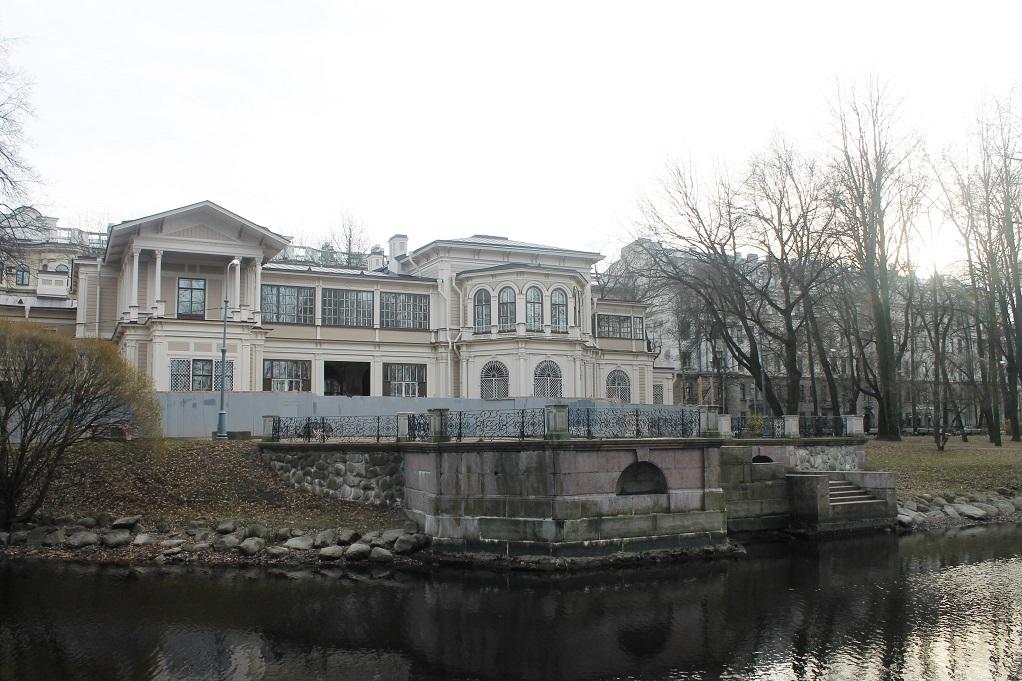 Дача Громова. Фото: gov.spb.ru