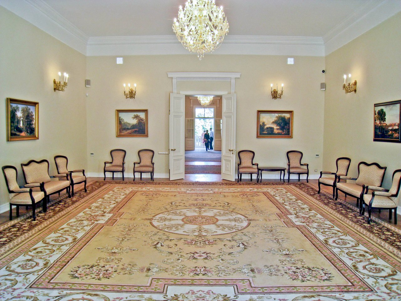 Дворец Бракосочетания № 3. Фото: kzags.gov.spb.ru/palaces/25