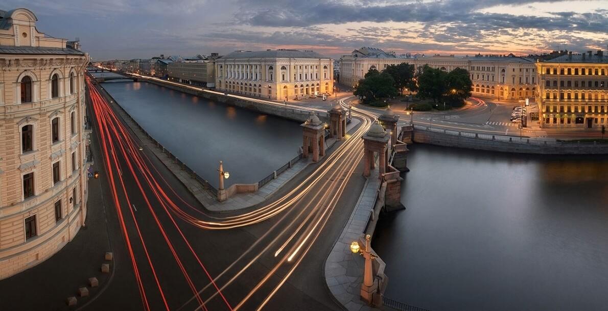 Ломоносов мост. Фото: mostotrest-spb.ru