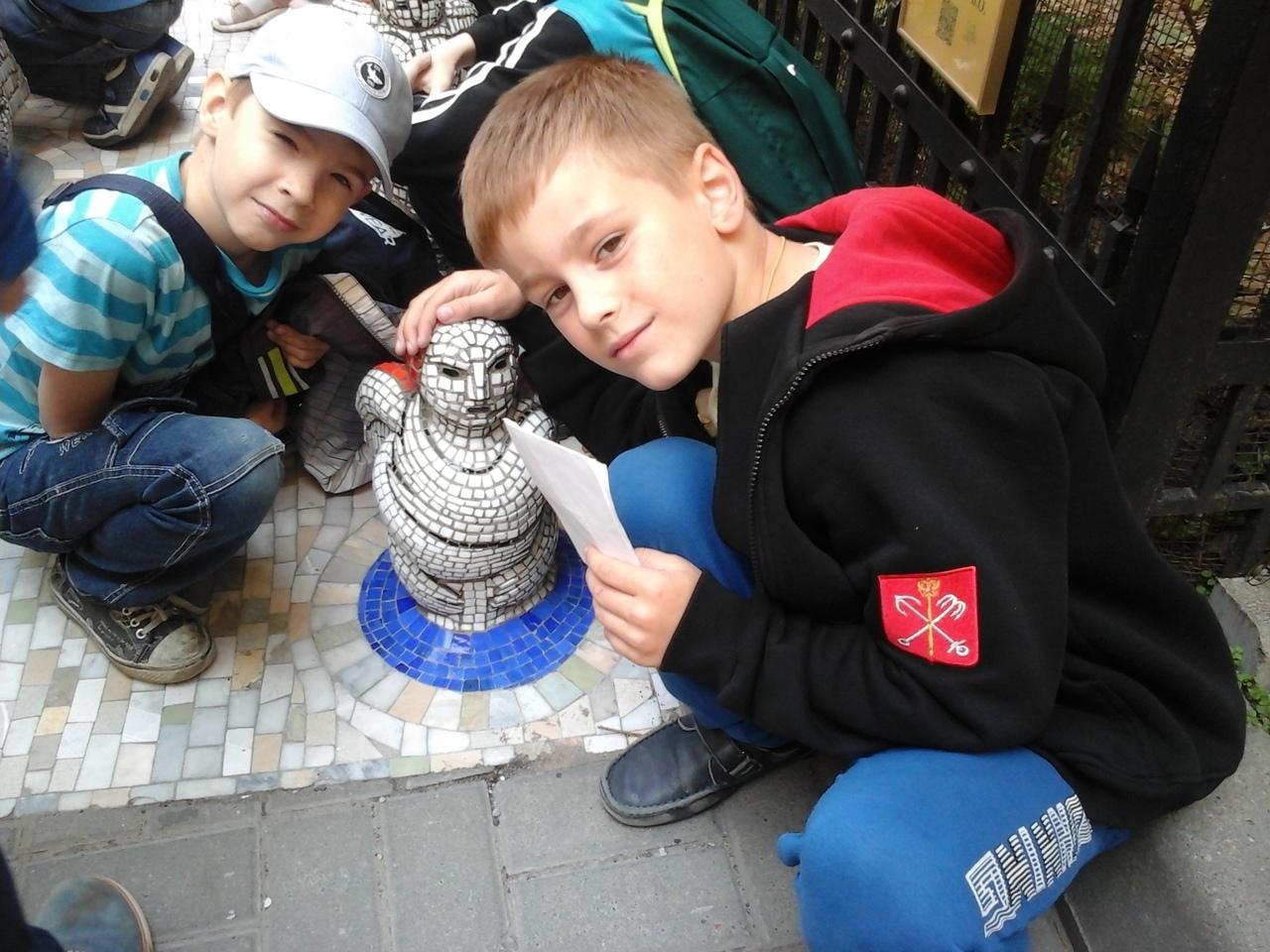Мозаичный дворик. Фото: vk.com/club92830292
