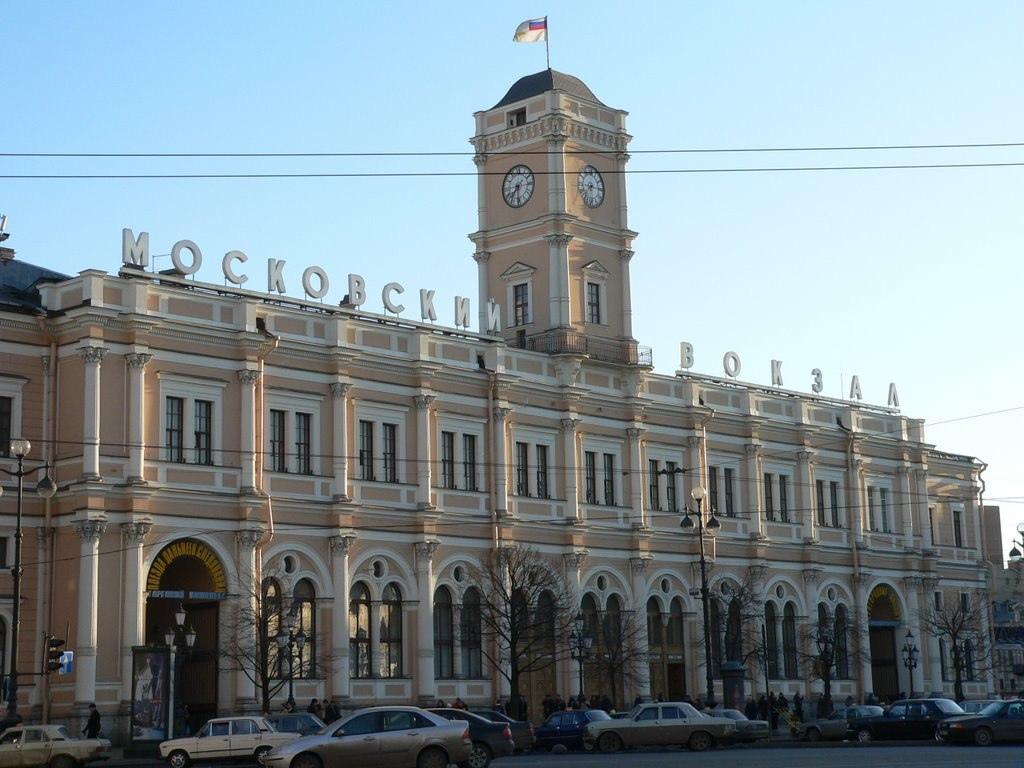 Московский вокзал. Фото: vk.com/moskovskyvokzal