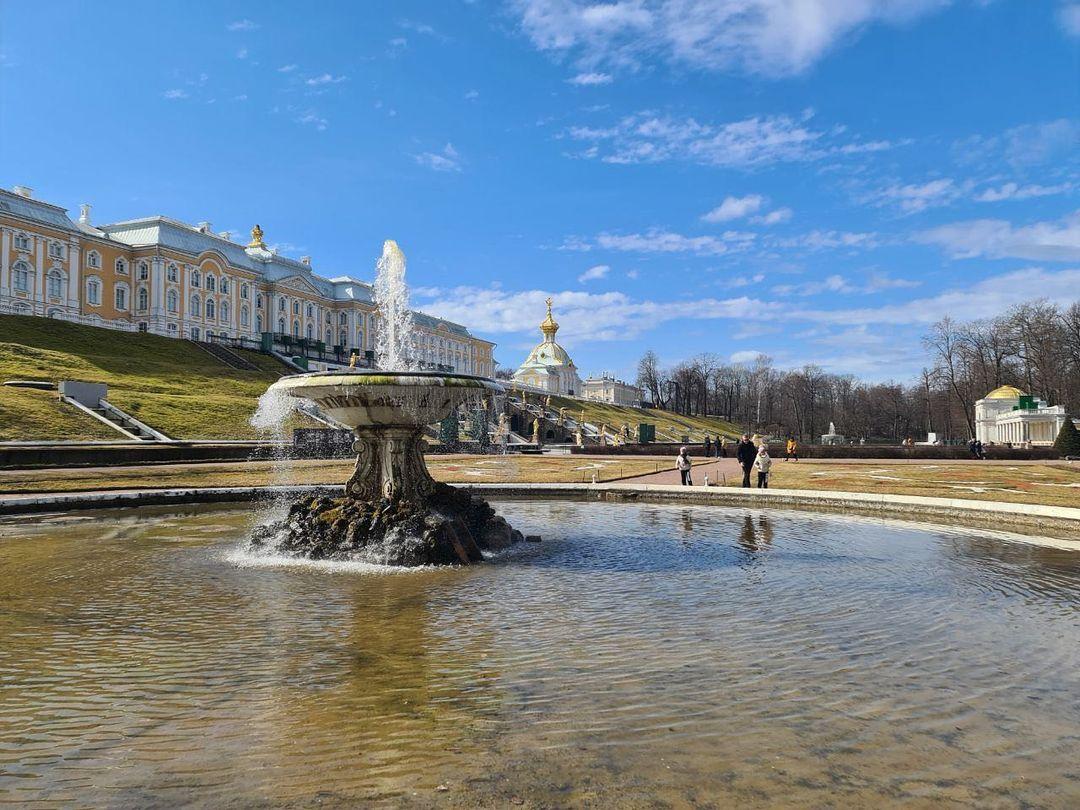 """ГМЗ """"Петергоф"""". Фото: instagram.com/peterhof_museum"""