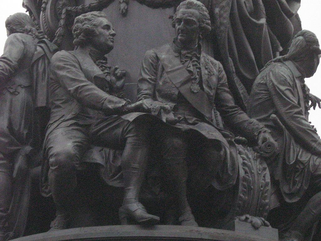 Памятник Екатерине ΙΙ. Фото: Peterburg23 (Wikimedia Commons)