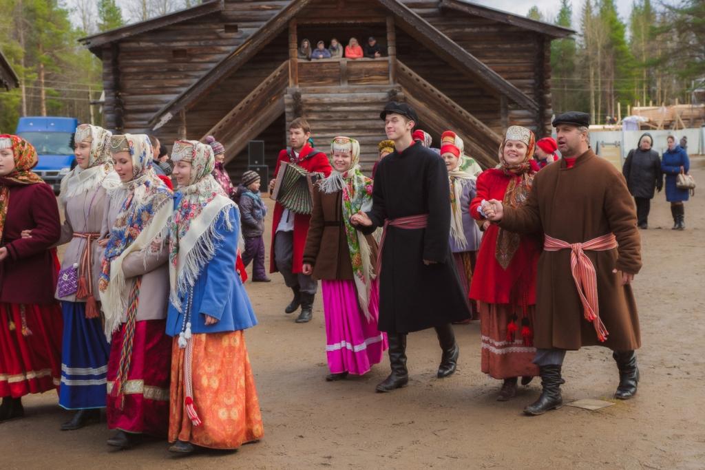 Праздник Покрова. Фото: m.korely.ru
