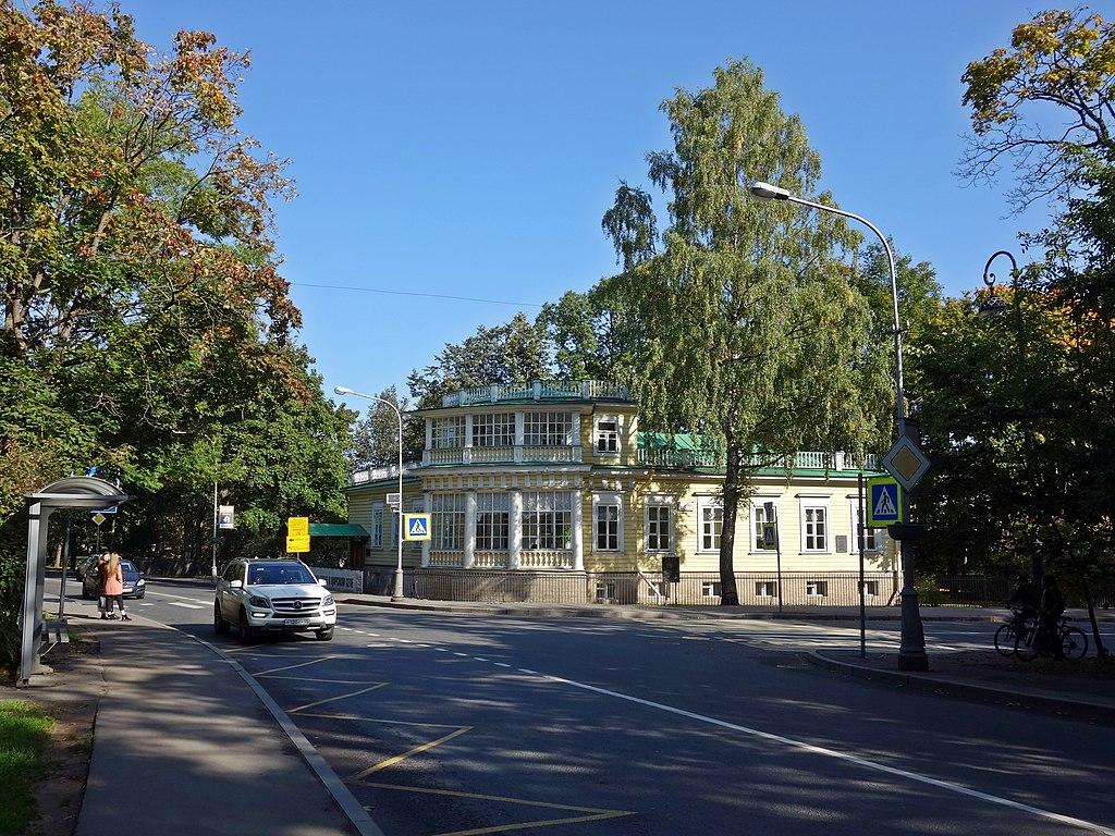 Город Пушкин. Фото: Тулип (Wikimedia Commons)