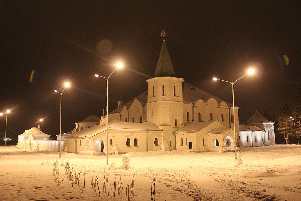 Ратная палата. Фото: Антон Устинов (Wikimedia Commons)