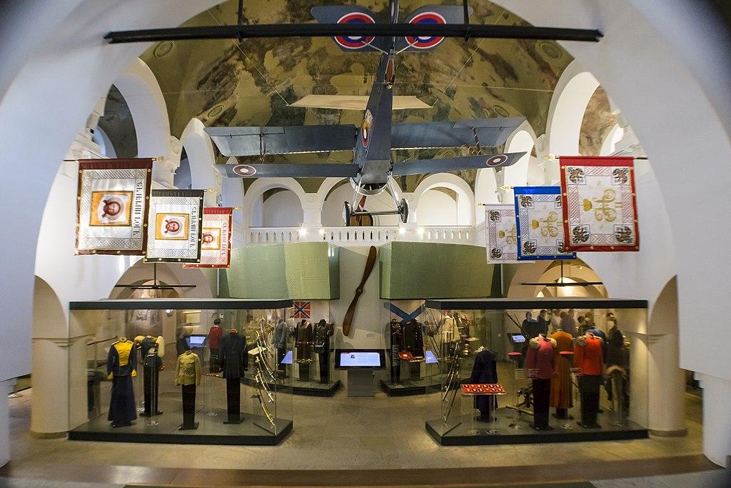 Музей Первой мировой войны. Фото: MrStepanovka (Wikimedia Commons)