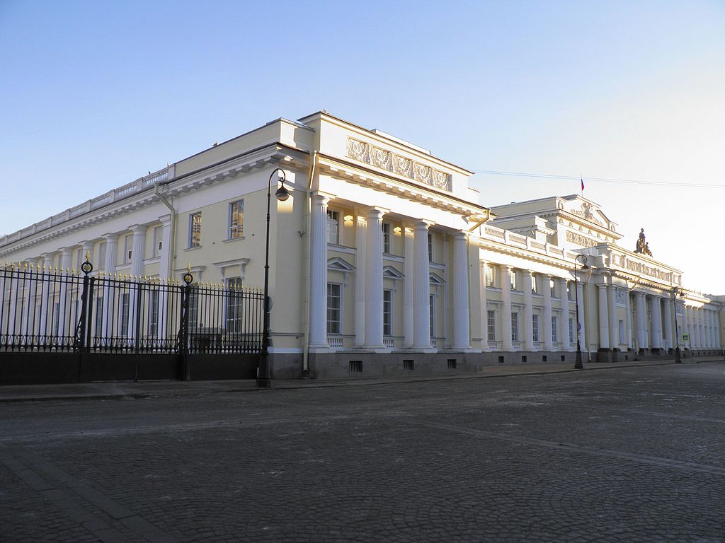 Российский этнографический музей в Петербурге. Фото: Gzen92 (Wikimedia Commons)