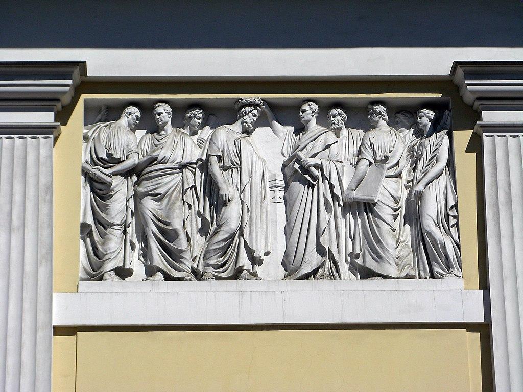 Российский этнографический музей в Петербурге. Фото: Екатерина Борисова (Wikimedia Commons)