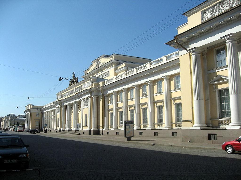 Российский этнографический музей в Петербурге. Фото: Dezidor (Wikimedia Commons)