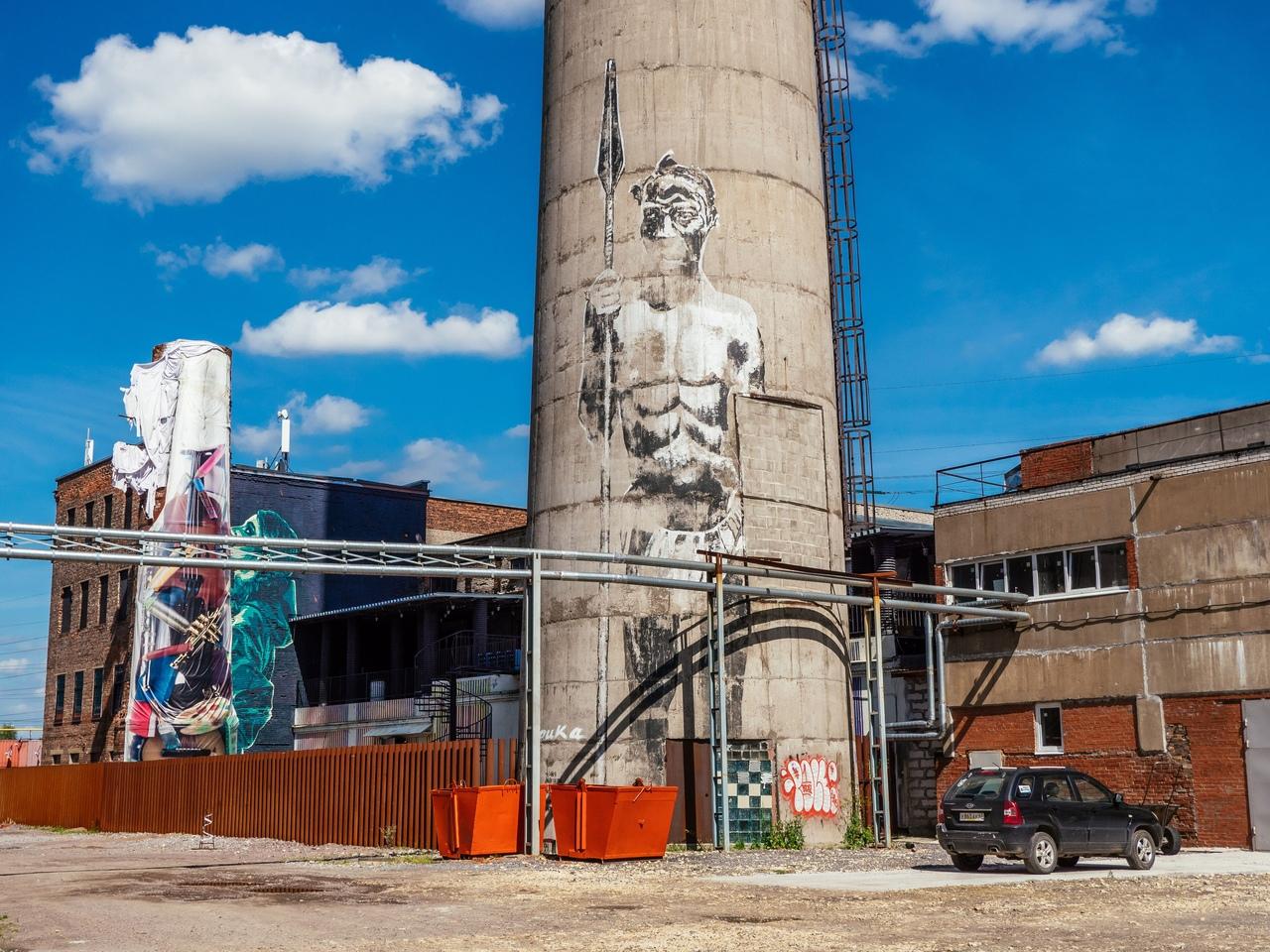 Музей стрит-арта. Фото: streetartmuseum.ru