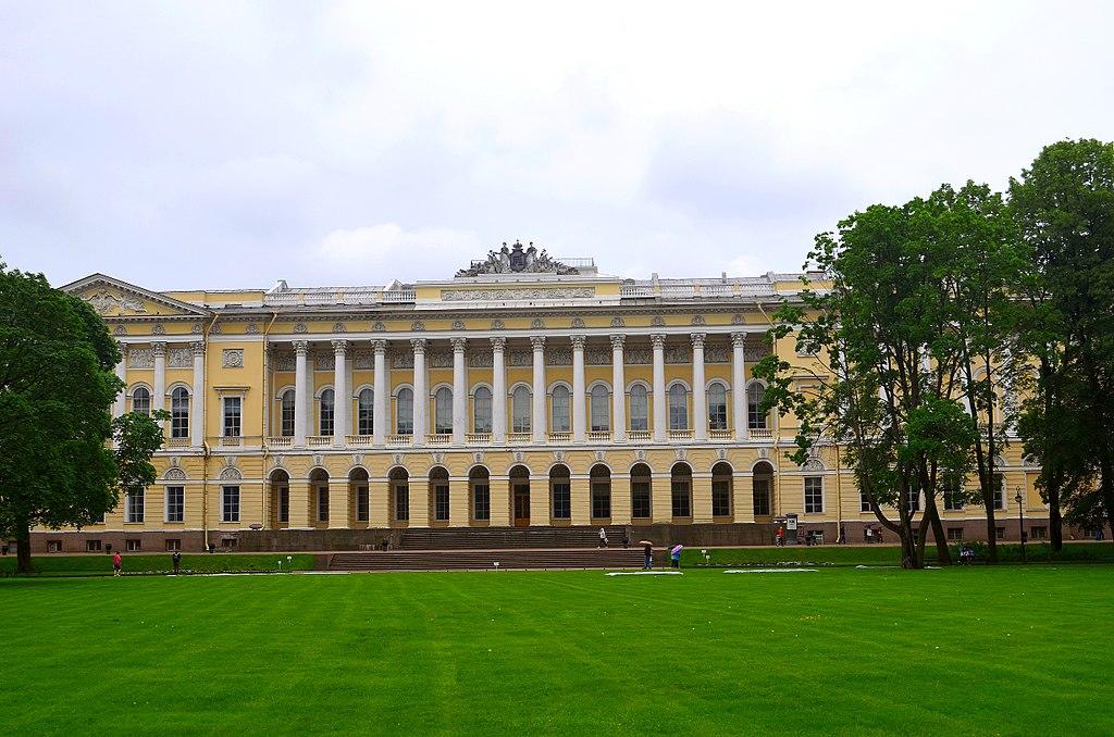 Михайловский дворец. Фото: GAlexandrova (Wikimedia Commons)