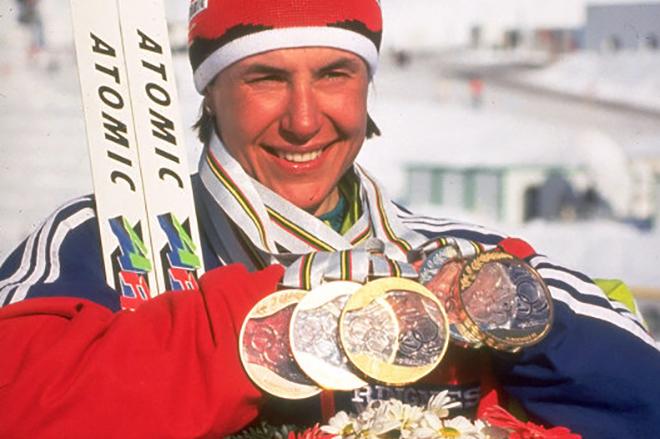 Егорова Любовь Ивановна: с лыжни в политику