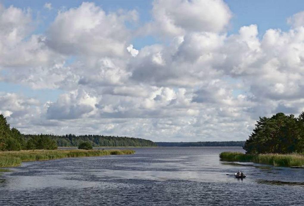 Липовское озеро. Фото: SuperSnimki.Ru