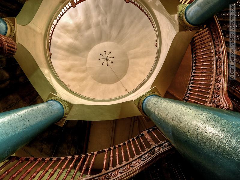 Ротонда. Купол. http://wikimapia.org