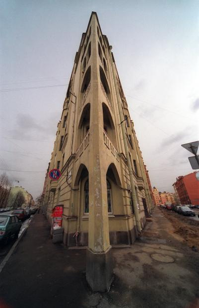 Дом Эрлиха. Фото: Den, 2011 г. (citywalls.ru)