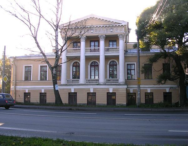 Особняк А. И. Глуховского. Фото: citywalls.ru