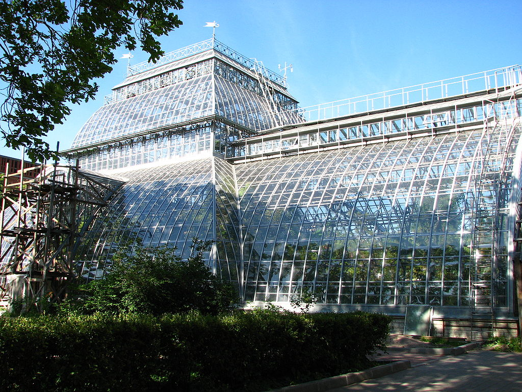 Субтропическая оранжерея. Фото: Kor!An (Корзун Андрей) (Wikimedia Commons)