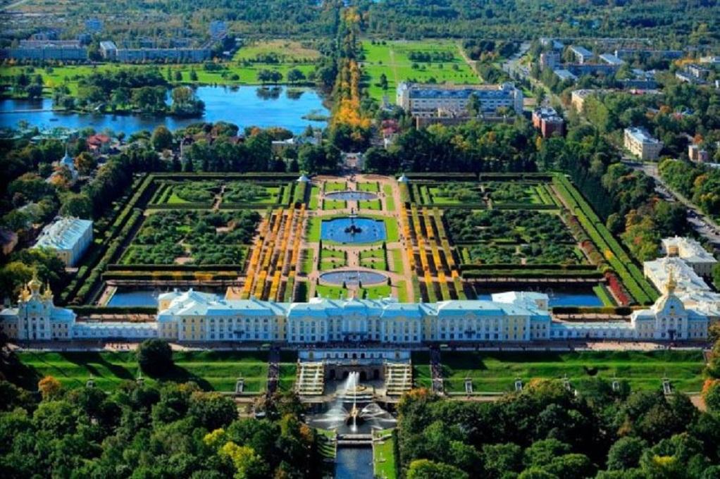 Петродворцовый район. Фото: spbhomes.ru