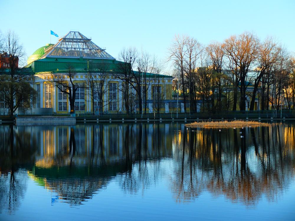 Таврический сад. Фото: Astvell (Wikimedia Commons)