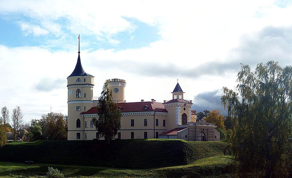 Крепость БИП. Фото: Utro boyarskogo (Wikimedia Commons)