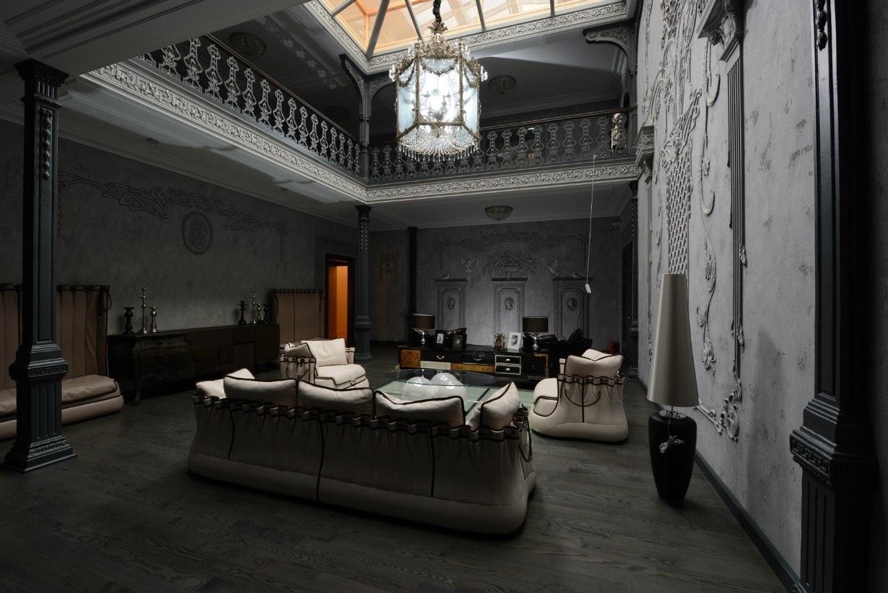 Комната. Особняк Сан-Галли. Фото: citywalls.ru
