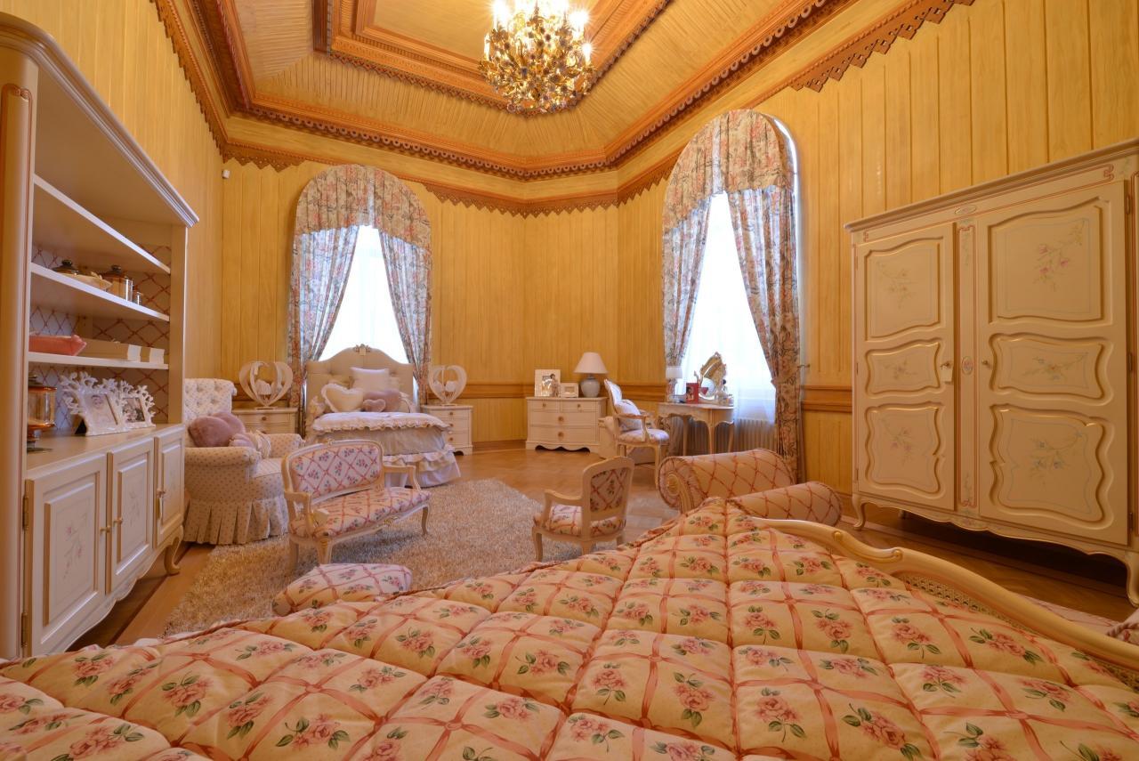 Комната. Особняк Сан-Галли. Фото: Евгений Иванов (citywalls.ru)