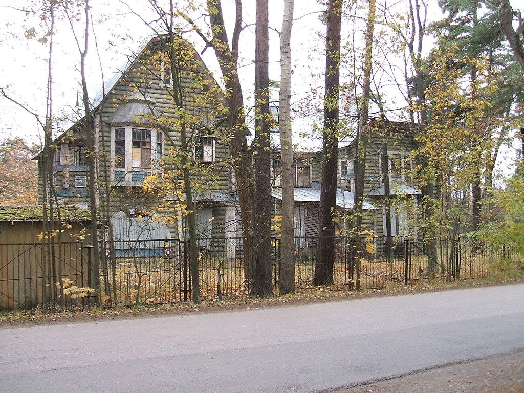 1. Дача Е. Ф. Важевской. Фото: Пётр Иванов