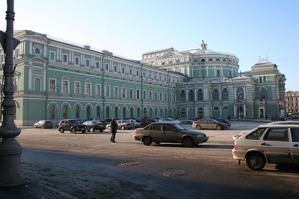 2. Михайловский театр. Фото: A.Savin