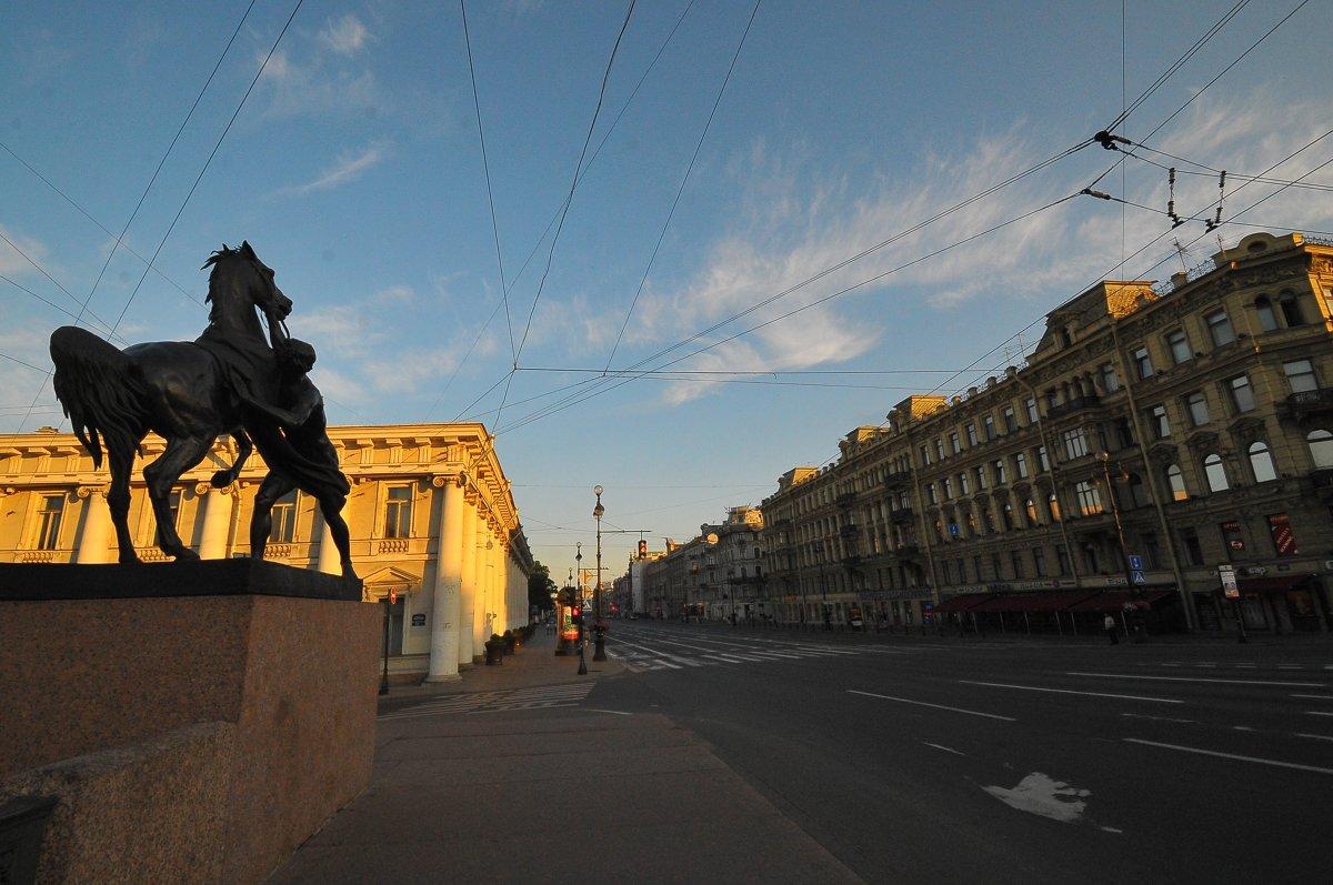 Невский проспект. Фото: fotokto.ru