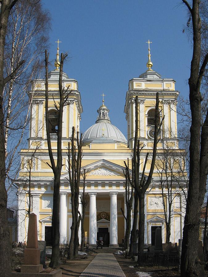 Свято-Троицкий собор Фото: Mu-xa