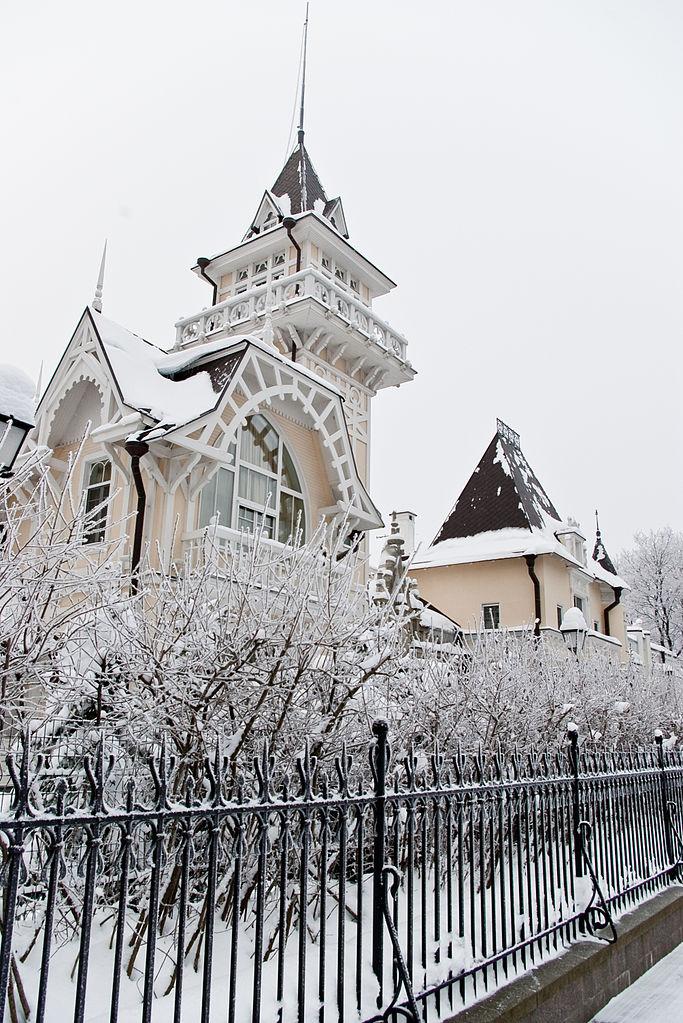 10. Дом Клейнмихель. Фото: IKit