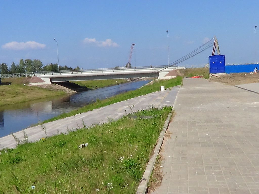 Матисов канал. Фото: Peterburg23
