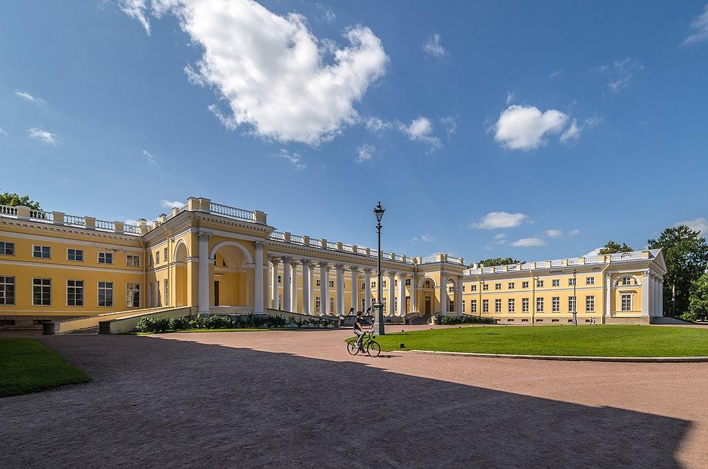 Александровский дворец в Царском Селе. Фото: Alex 'Florstein' Fedorov