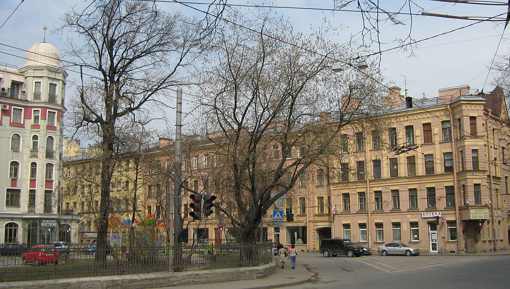 10. Бармалеева улица. Фото: Potekhin