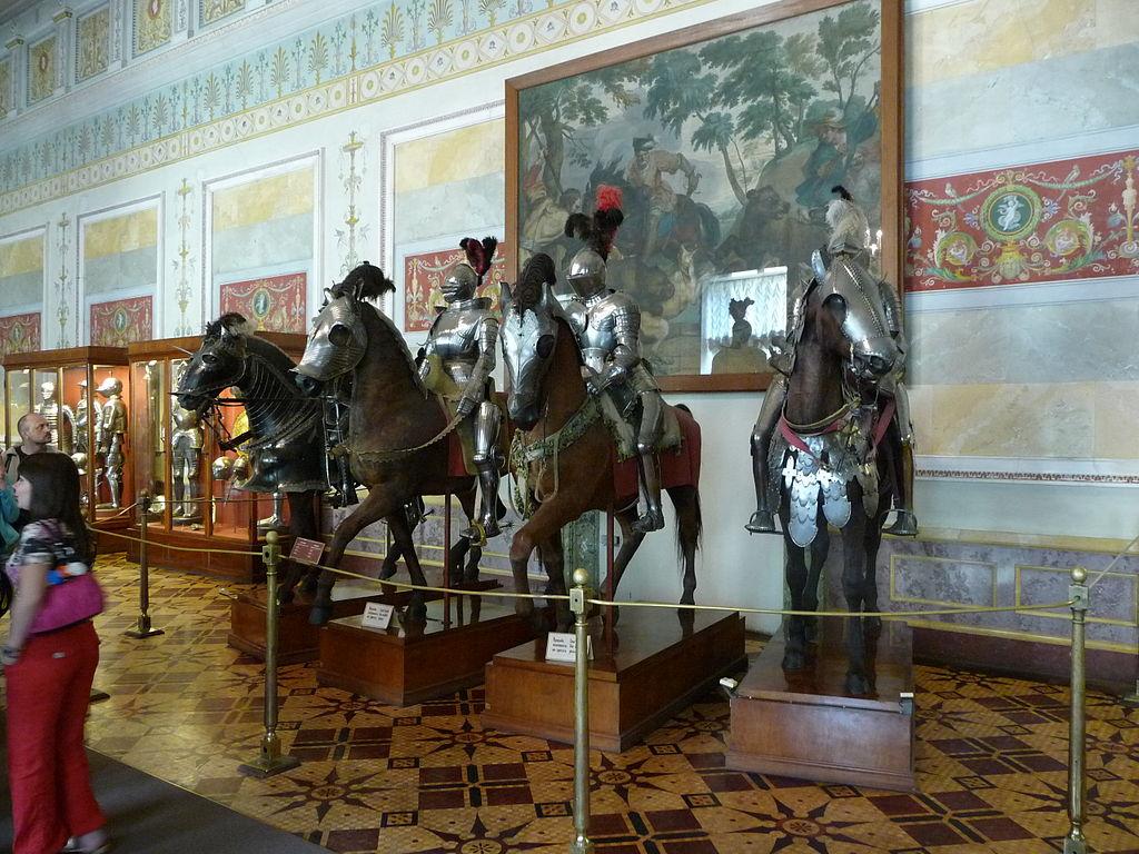 10. Рыцарский зал. Фото: El Pantera