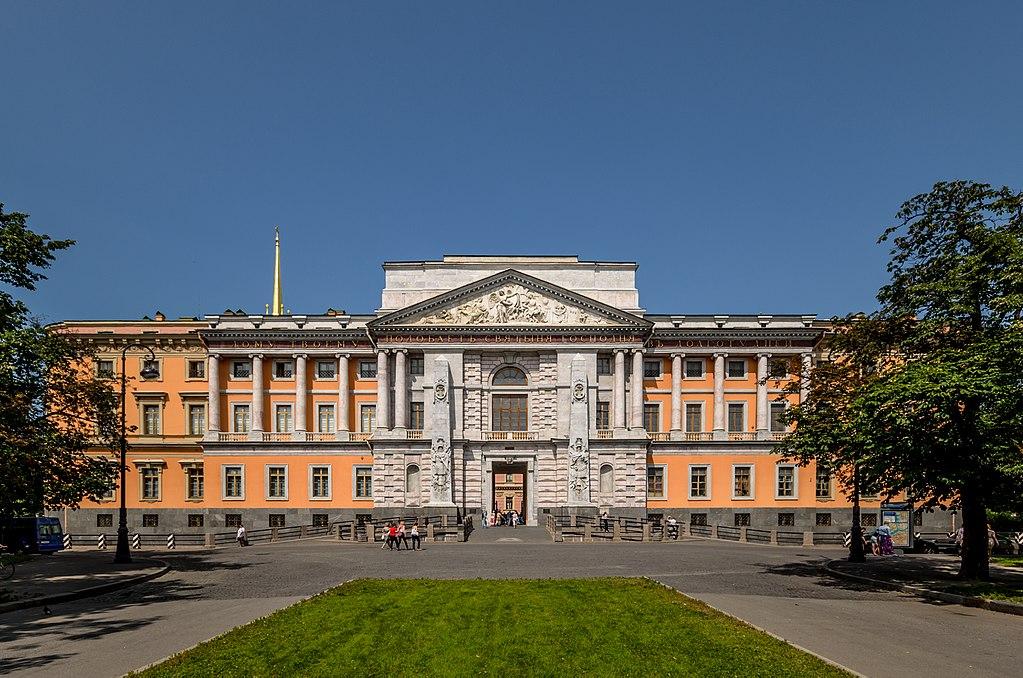 Инженерный замок. Фото: Florstein (WikiPhotoSpace)