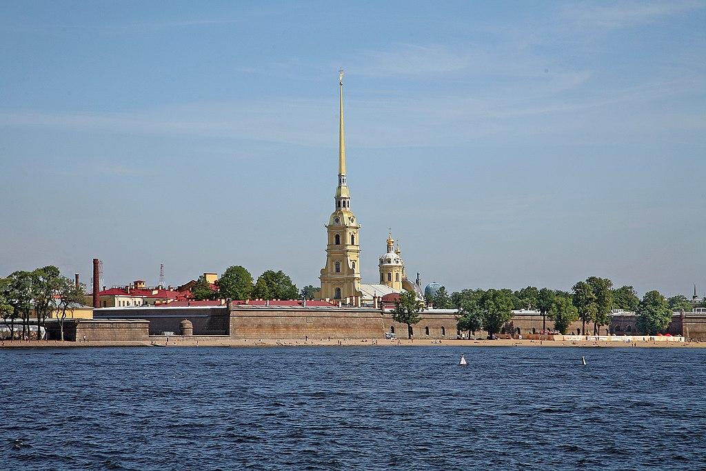 Петропавловский собор. Фото: W. Bulach (Wikimedia Commons)