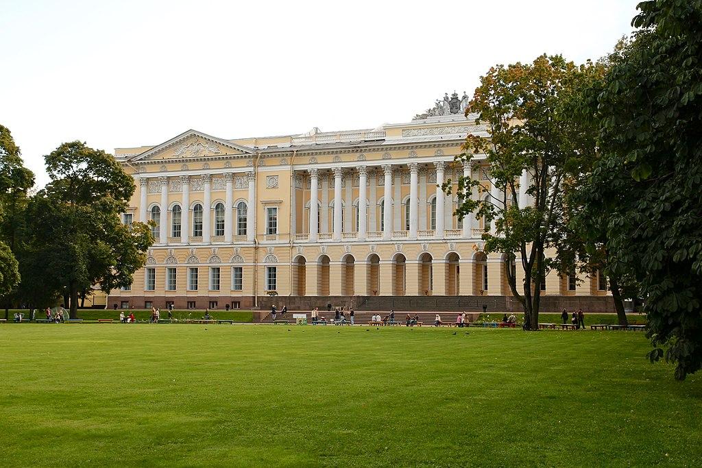 Михайловский дворец. Фото: Ludushka (Wikimedia Commons)